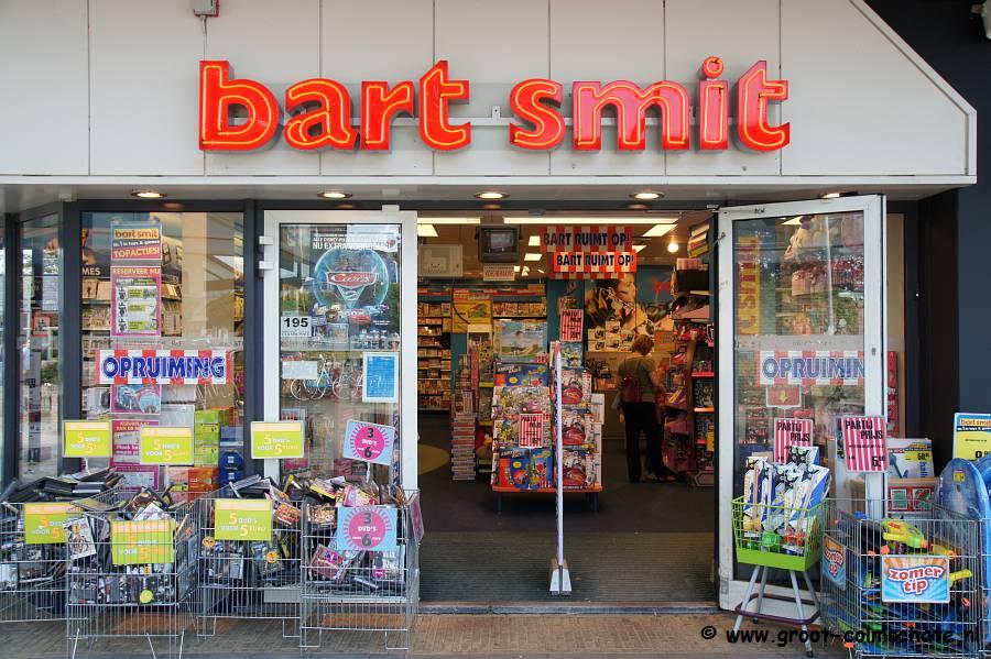 Groot Colmschate - Winkels op WC Flora - Bart Smit