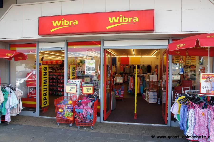 Wibra winkels